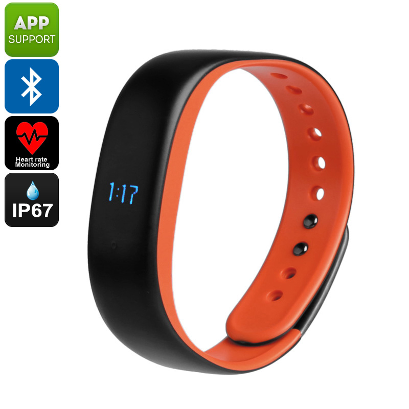 Wholesale Lenovo HW02 Fitness Tracker Bracelet From China