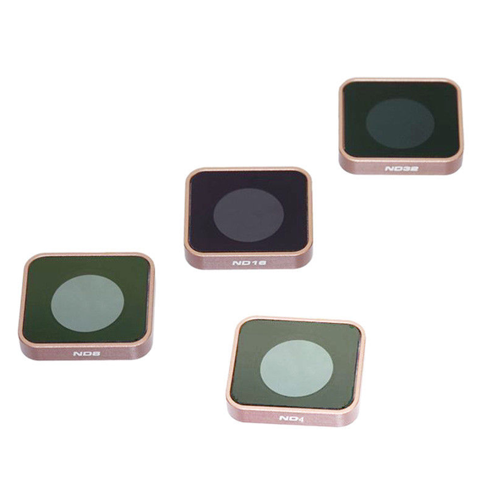 ND8+16+32 Lens Filter Replacement Accessories