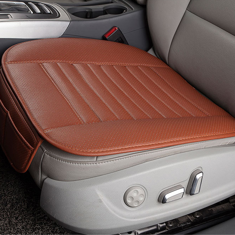 Orange Breathable  Seat Cover Cushion Pad
