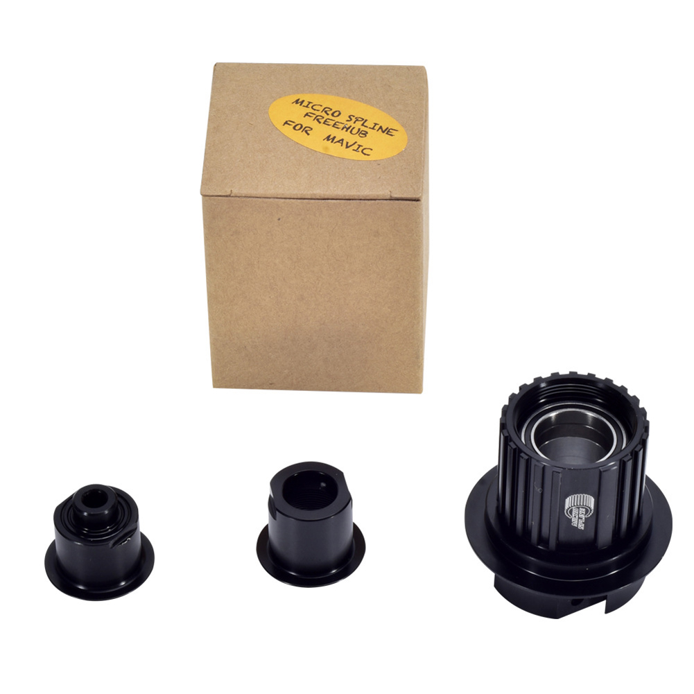 Bicycle Micro Spline Freehub Compatible with MAVIC / HOPE / Industry 9 / DT 12 Speed MTB Bike Bicycle Freehub 12S