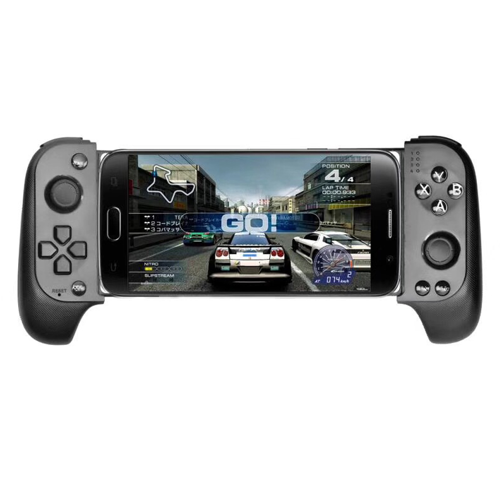 STK-7007F Game Controller for Mobile Legends Knives Out Rules of Survival Controller Android iOS black