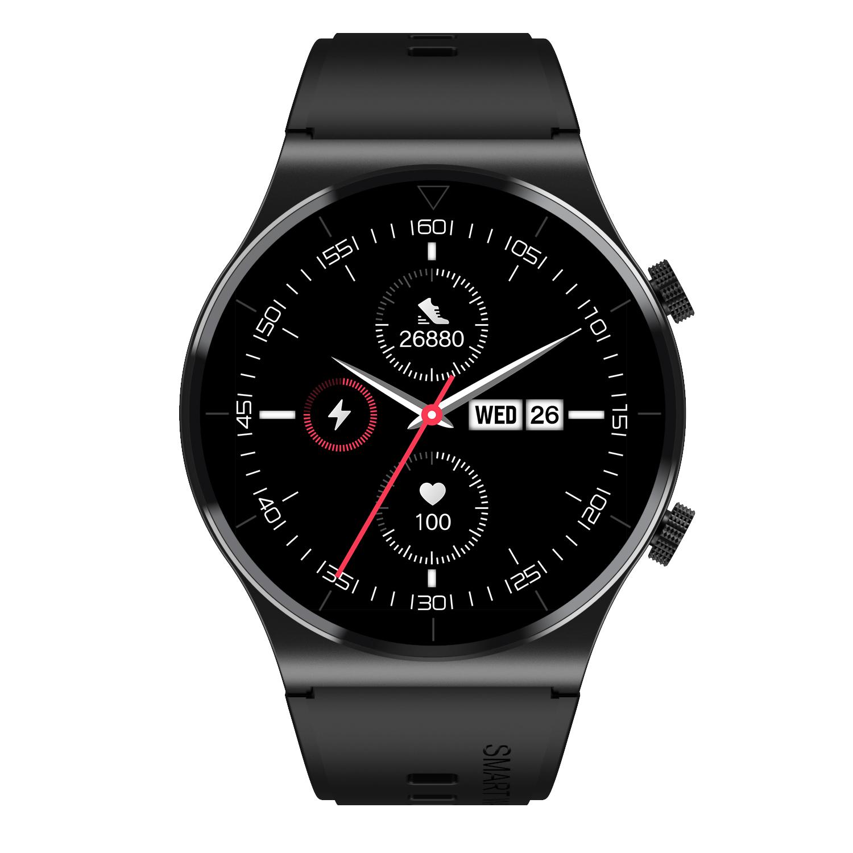 M99 Smart Watch Bluetooth Calls Fitness Bracelet Multi-sport Modes Heart Rate Sleep Monitoring Smartwatch Vinyl