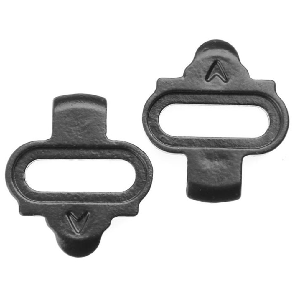 MTB Bike Bicycle Lock Pedal Plate Adapter Converter Clipless Pedal Plate black_free size