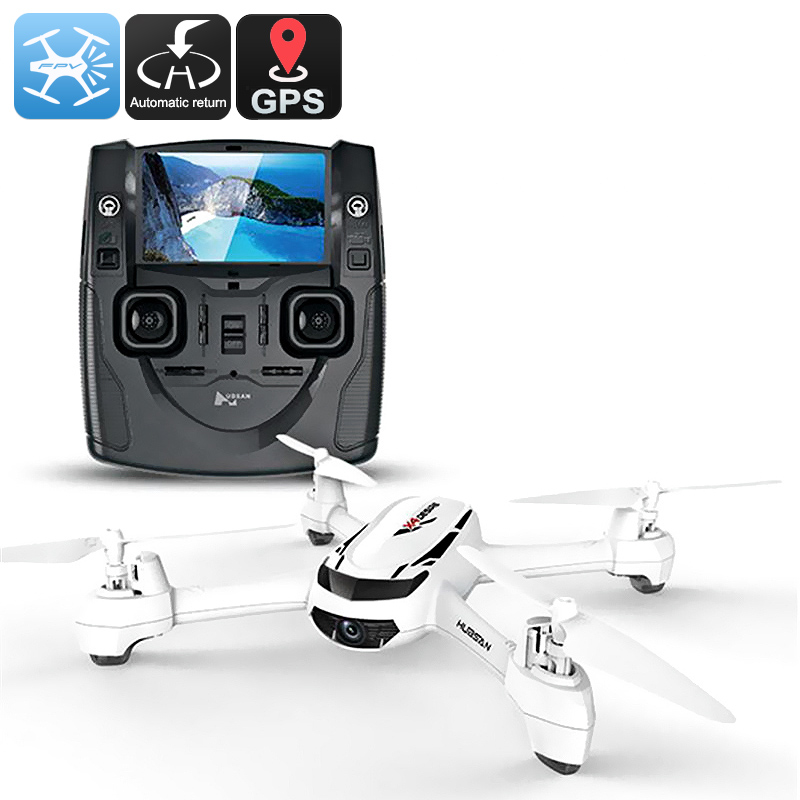 Wholesale Hubsan X4 H502S RC Drone - Quad-Copter From China
