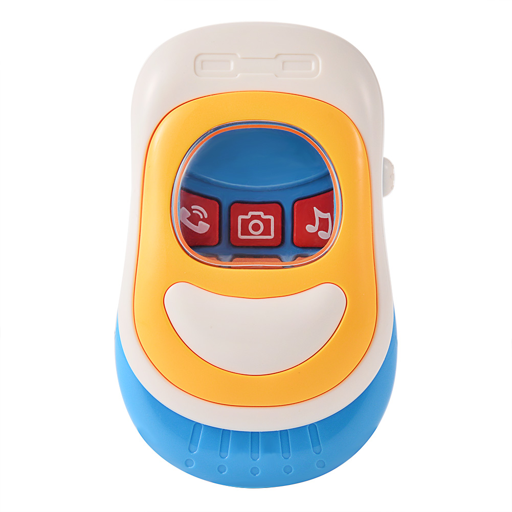Baby Musical Mobile Phone Electronic Learning Toys for Baby