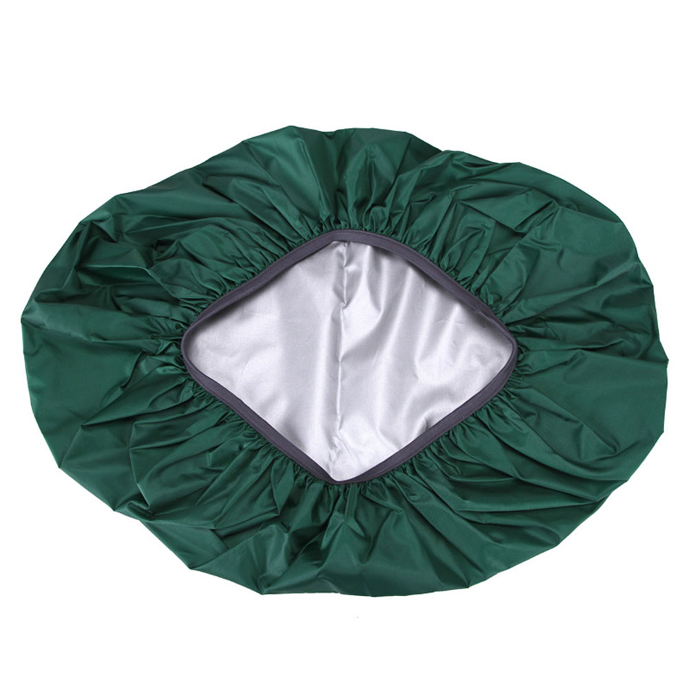 Waterproof Backpack Cover 35l S green