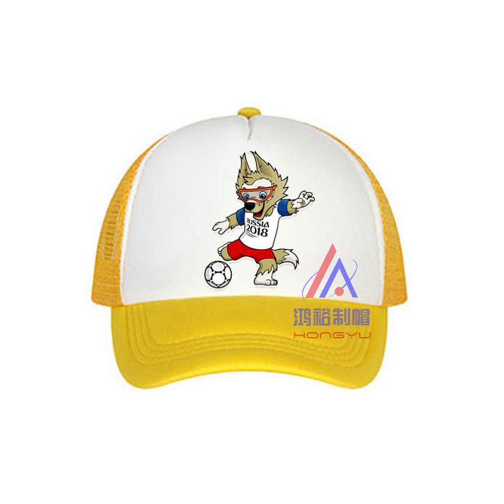 Fashion Creative 2018 Russian World Cup Element Baseball Cap Unisex Summer Outdoor Sports Hat
