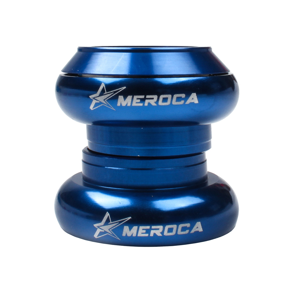 MEROCA Bicycle Headset 29.6mm Headset for Kid Balance Bike special for strider & kuka Children balance bicycle blue