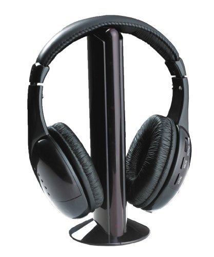 EastVita Wireless Earphone Headphone - Black