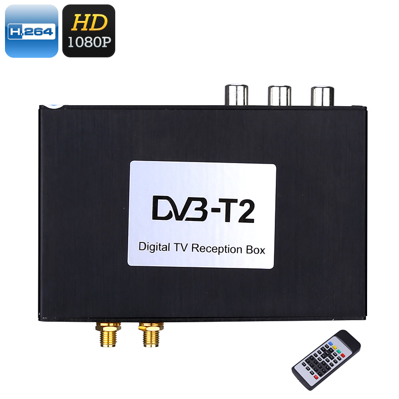 Car Digital TV Receiver Box