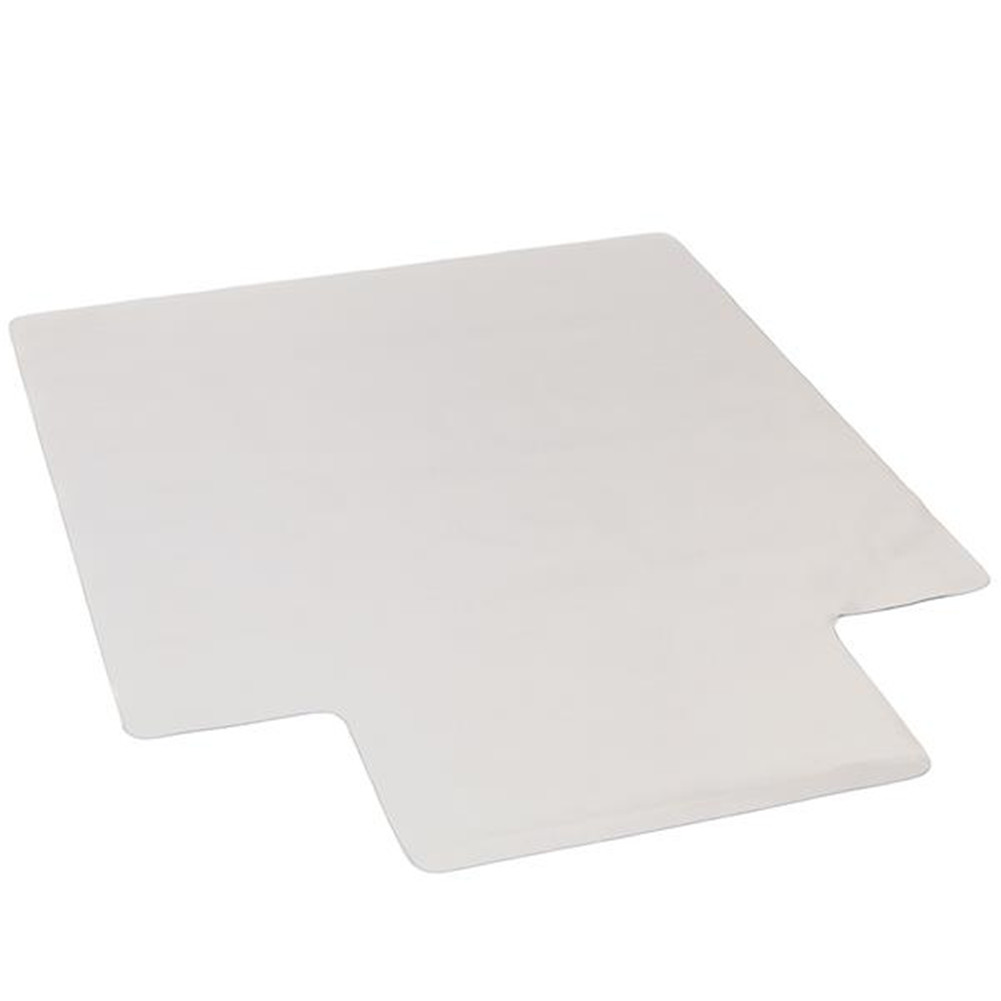 [US Direct] Clear Chair  Mat Home Office Computer Desk Floor  Carpet Protector 90x120x0.15CM_65448284