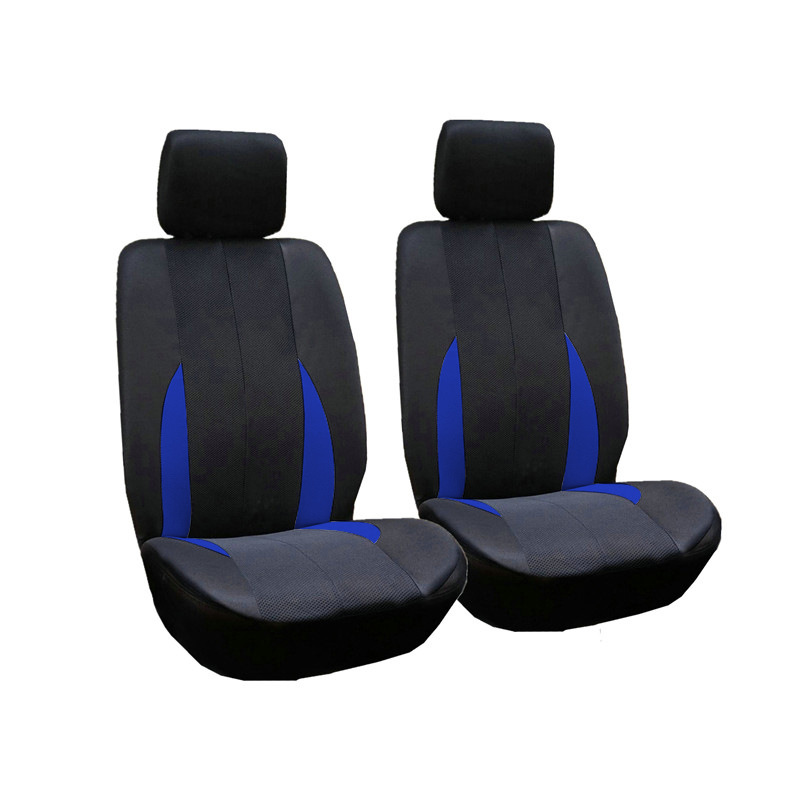 4pcs/set Universal Car Front Seat Cushion Cov