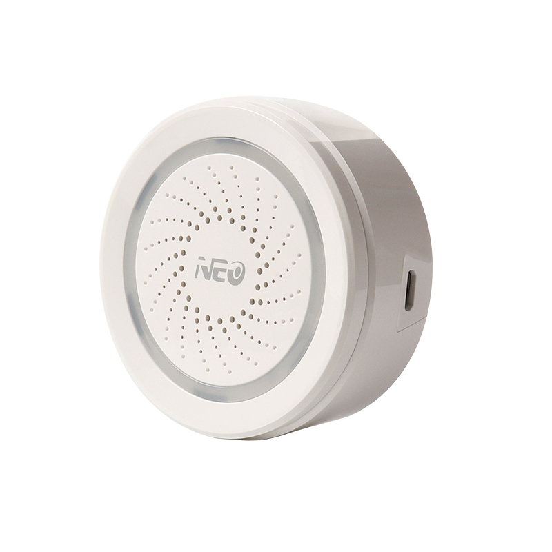 NEO Smart WiFi Siren Alarm