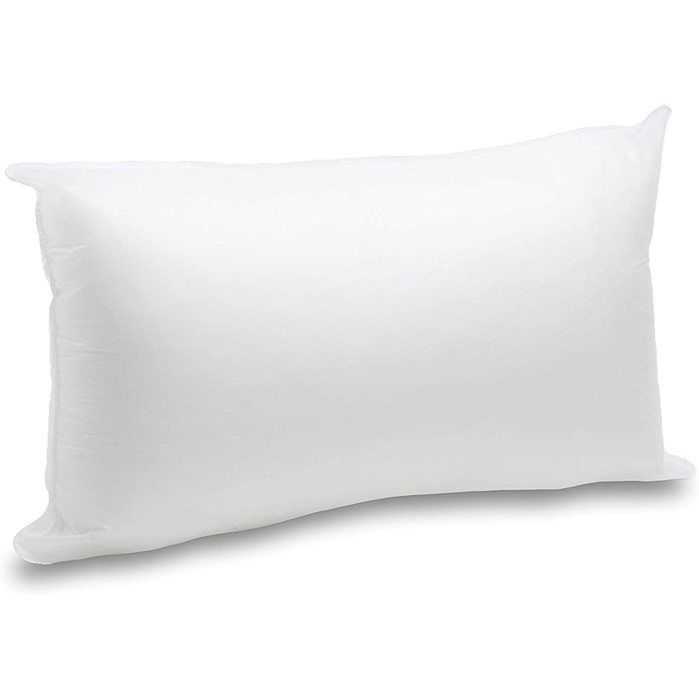PP Cotton Pillow Inner for Rectangle Throw Pillow with Non-woven Cover 30x50cm