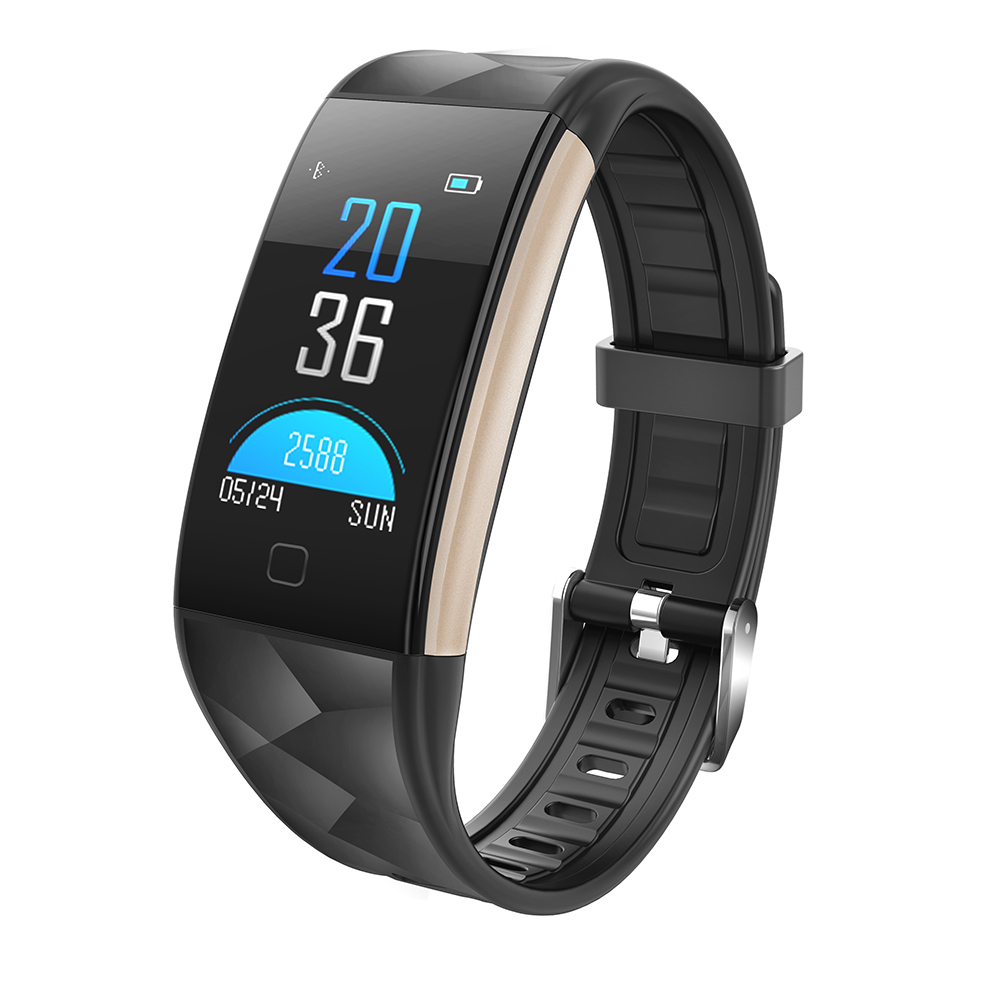 T20 Smart Watch Bracelet - Black