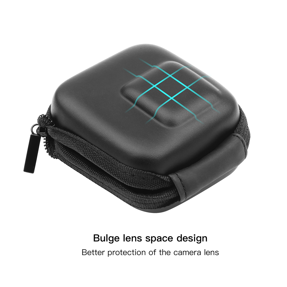 For GOPRO Hero5/6/7 Mini Travel Carry Bag Case Shockproof Protection Bag Opening mini package