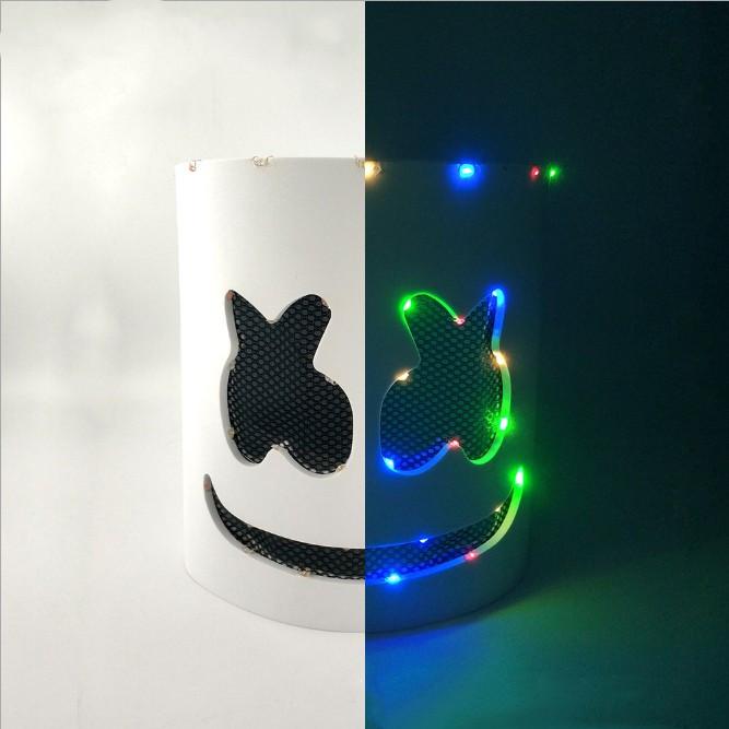 Unique Luminous Mask for Bar Party Wear