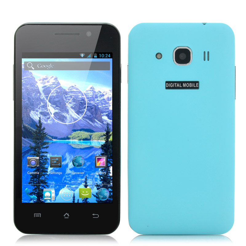 IPS Budget 4 Inch Android Phone - Bravo (Bl)