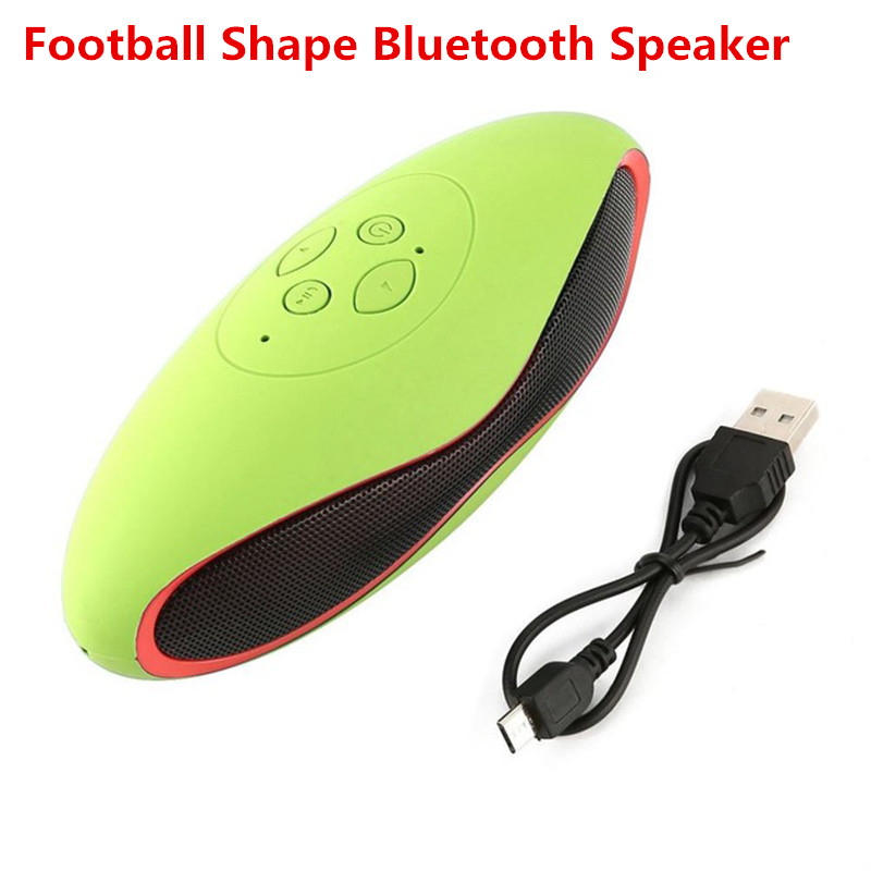 Mini Football Shape Bluetooth Speaker