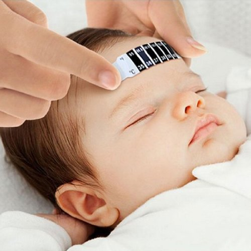 Voberry Forehead Strip Thermometer