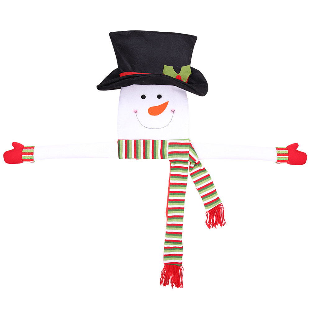 Snowman Xmas Christmas Tree Decoration Ornament for Christmas Party Home Garden Decoration