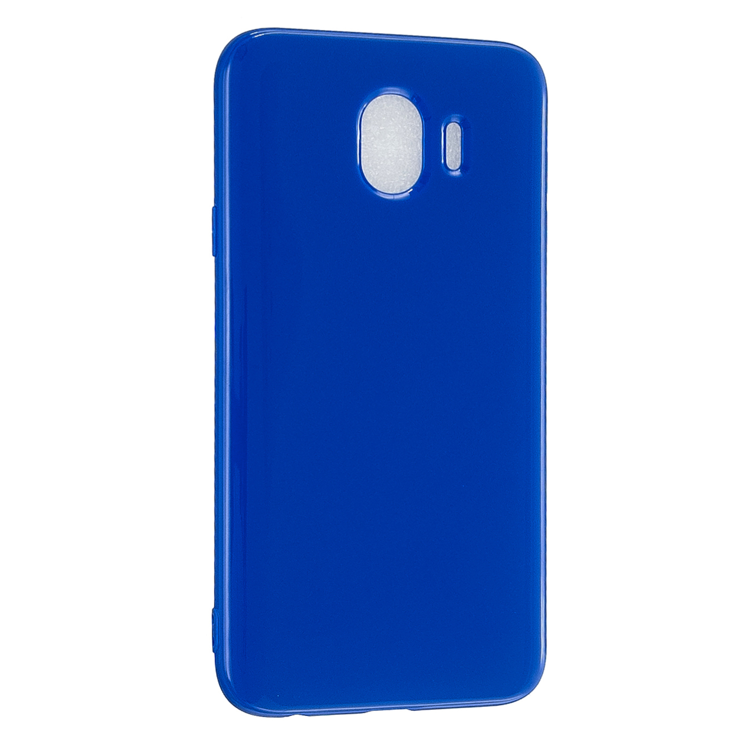 For Samsung J4 2018/J4 Plus/J4 Core/J4 Prime Protective Shell Classic Cellphone Cover Thickened Phone Case Navy blue