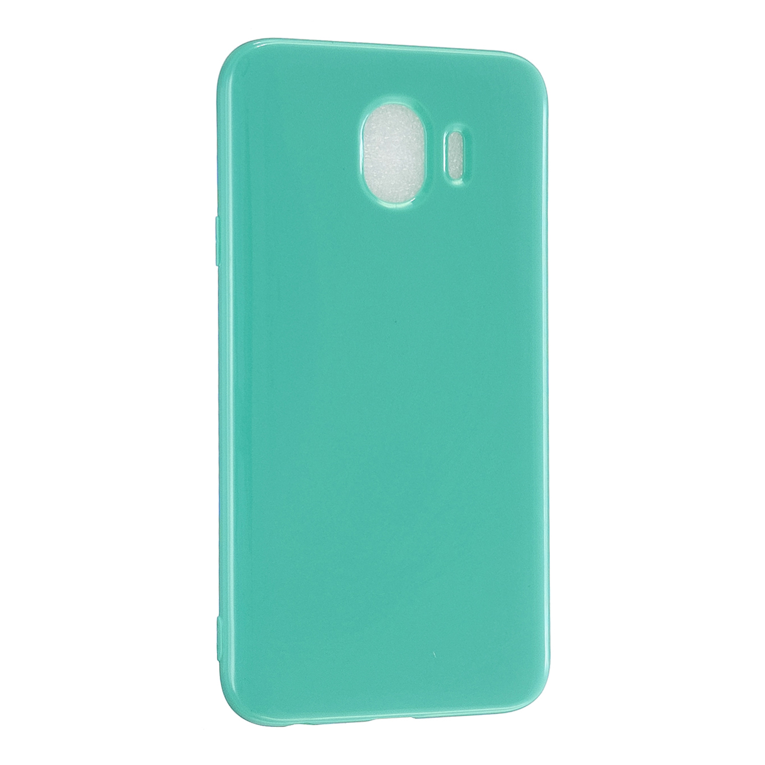 For Samsung J4 2018/J4 Plus/J4 Core/J4 Prime Protective Shell Classic Cellphone Cover Thickened Phone Case Light blue