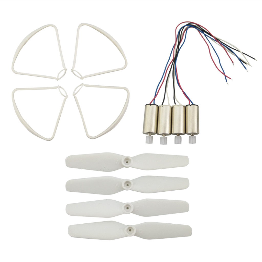 SYMA X23 X23W Quadcopter Spare Part UAV Propeller/Protective Cover/Motor default