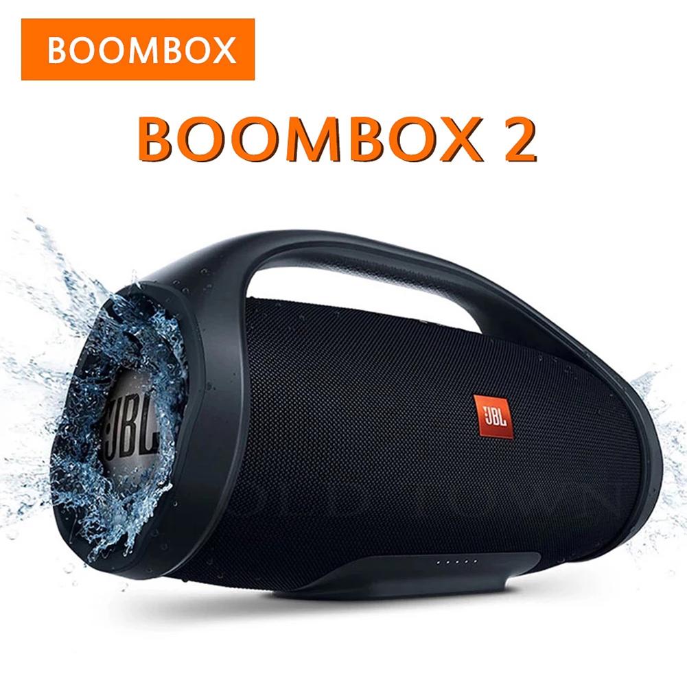 Wireless Bluetooth Speaker Outdoor Subwoofer Waterproof Long Battery Life Speaker black