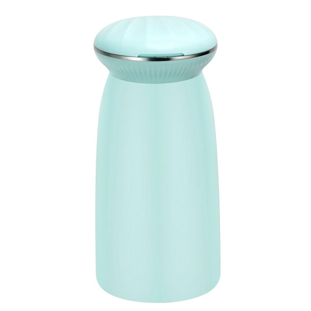 Mini Portable Air Humidifer USB Mute Essential Oil Diffuser Mist Maker for Home blue