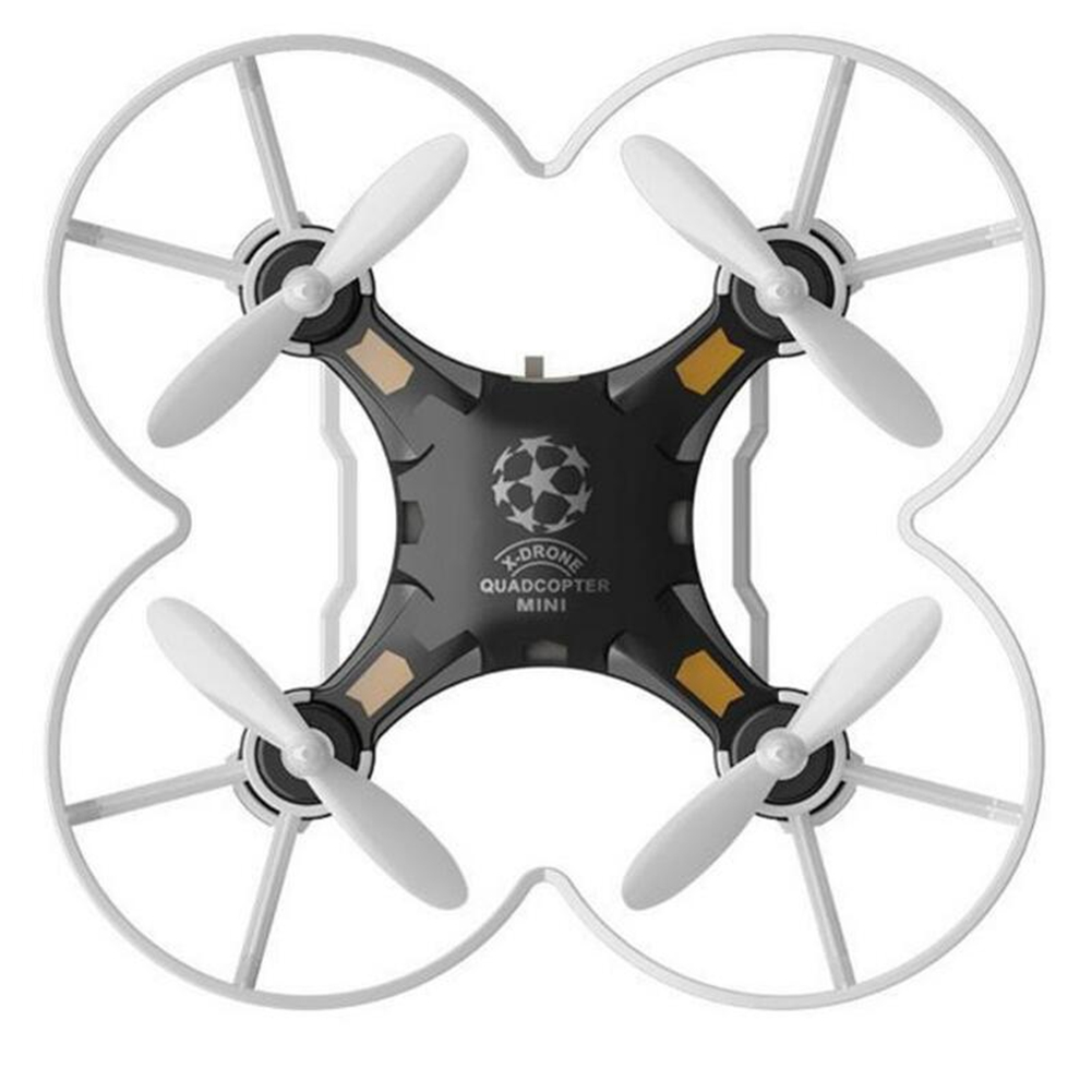 Mini Quadcopter RC helicopter Black