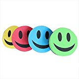 [EU Direct] Best Magnetic Smiling Face Whiteboard Dry Eraser And The Color Is Random