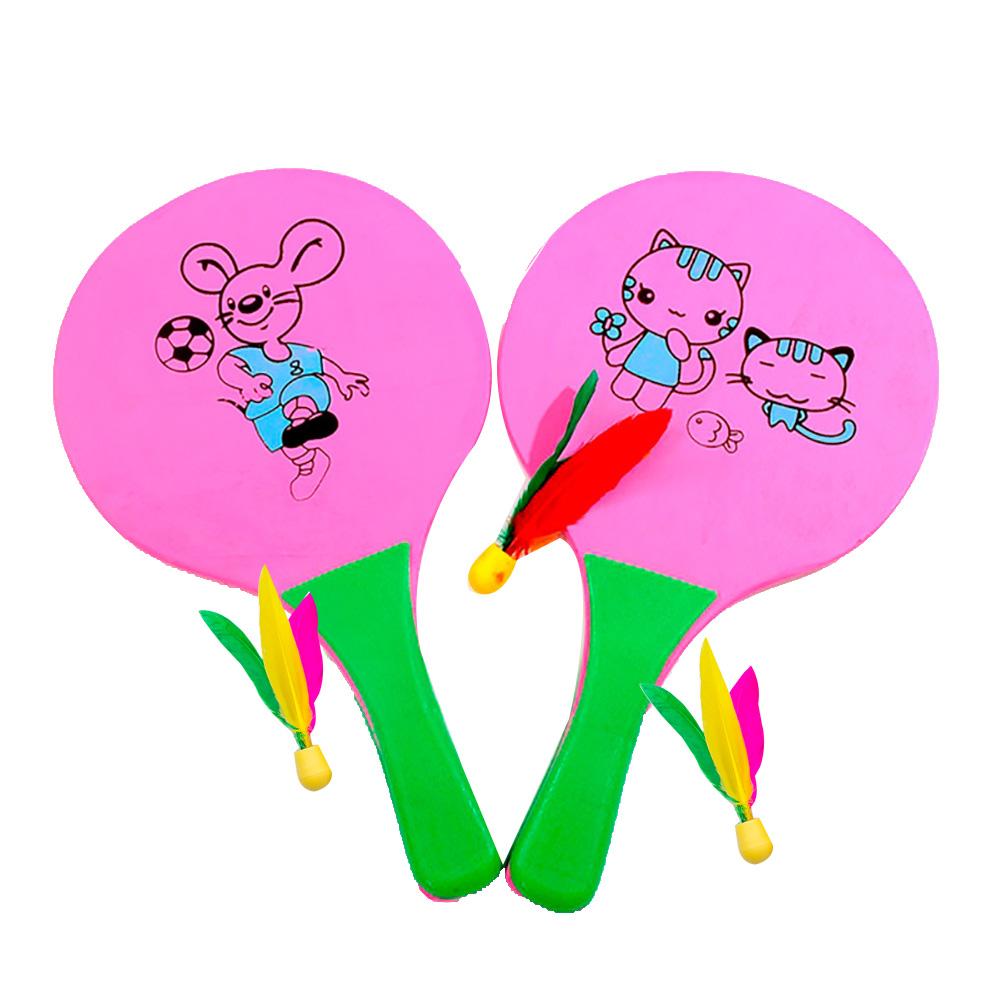 Board Badminton Racket Beach Racket Table Tennis Racket As shown