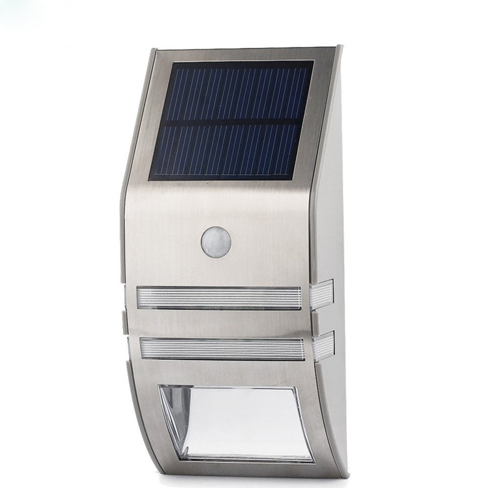 wholesale outdoor solar powered led security light from china