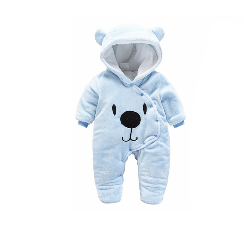 Baby Unisex Cute Cartoon Jumpsuit