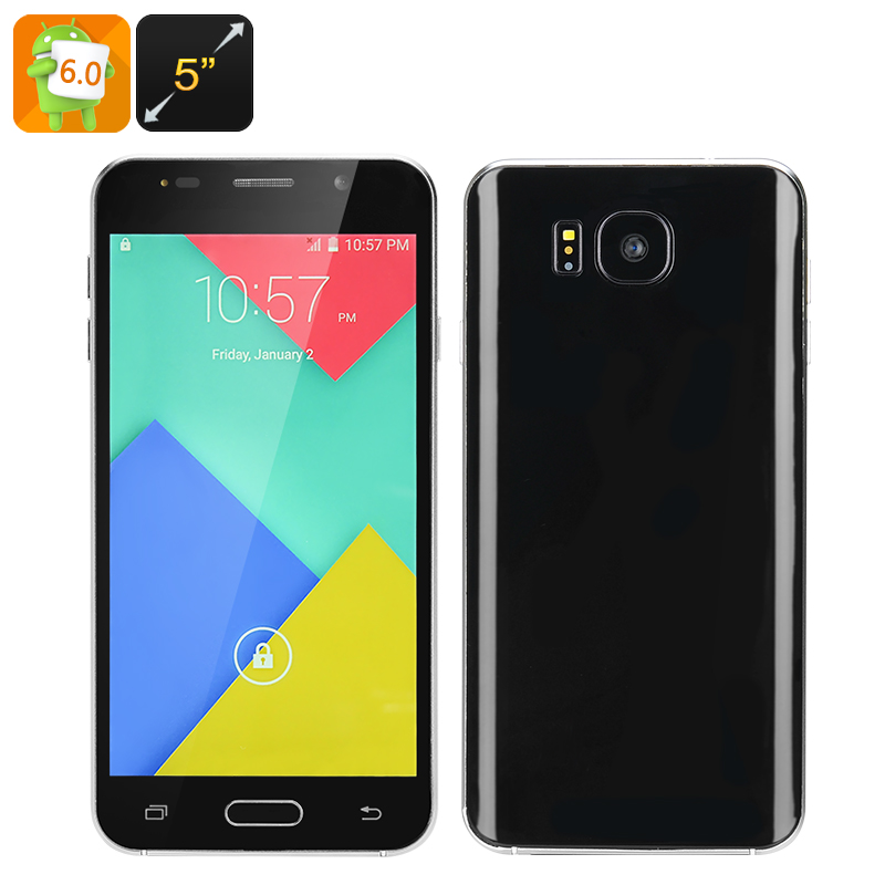 Android 6 Smartphone (Black)