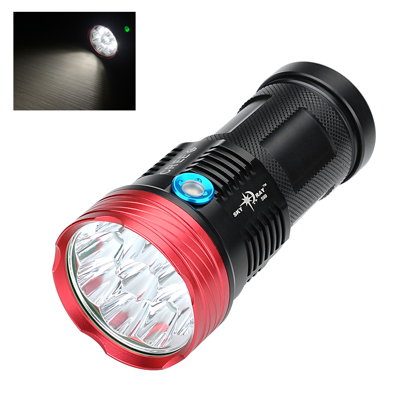 Skyray S99 CREE LED Flashlight