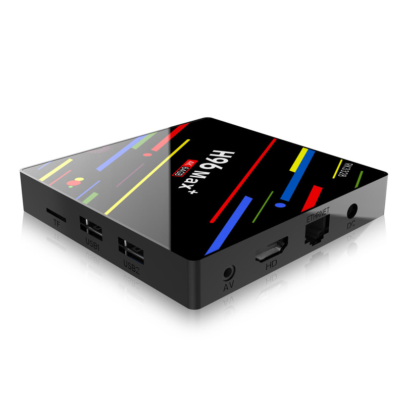 H96 Max+ Android 8.1 TV Box us