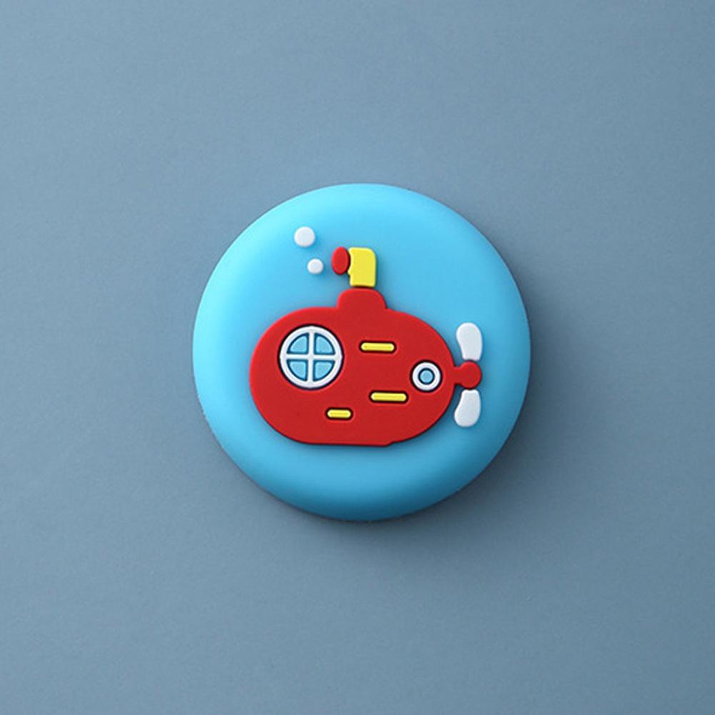 10pcs Cartoon Refrigerators Magnetic Sticker Fridge Magnets Home Decor Kitchen Decoration Accessories submarine