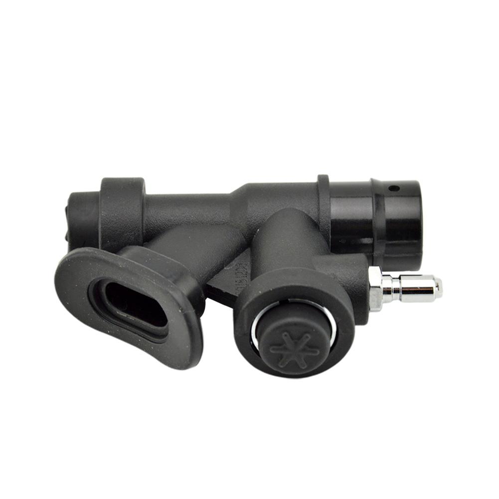 Inflator Buoyancy Compensator Scuba Diving Universal BCD K Valve Oral Power Inflator black