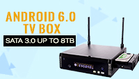 RTD1295 Android 6.0 TV Box