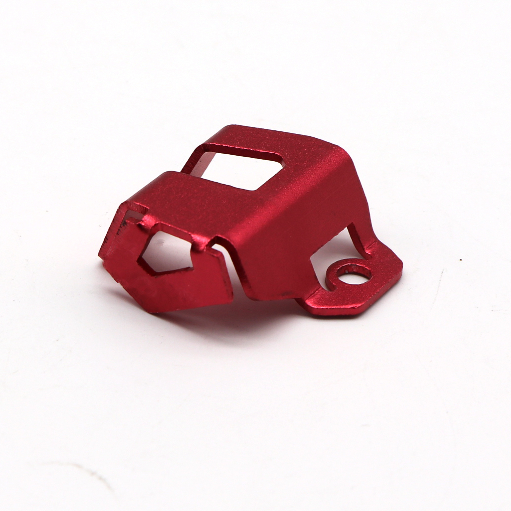 For Benelli TRK502 BJ500 Rear Brake Oil Cup Oil Can Protection Cover red