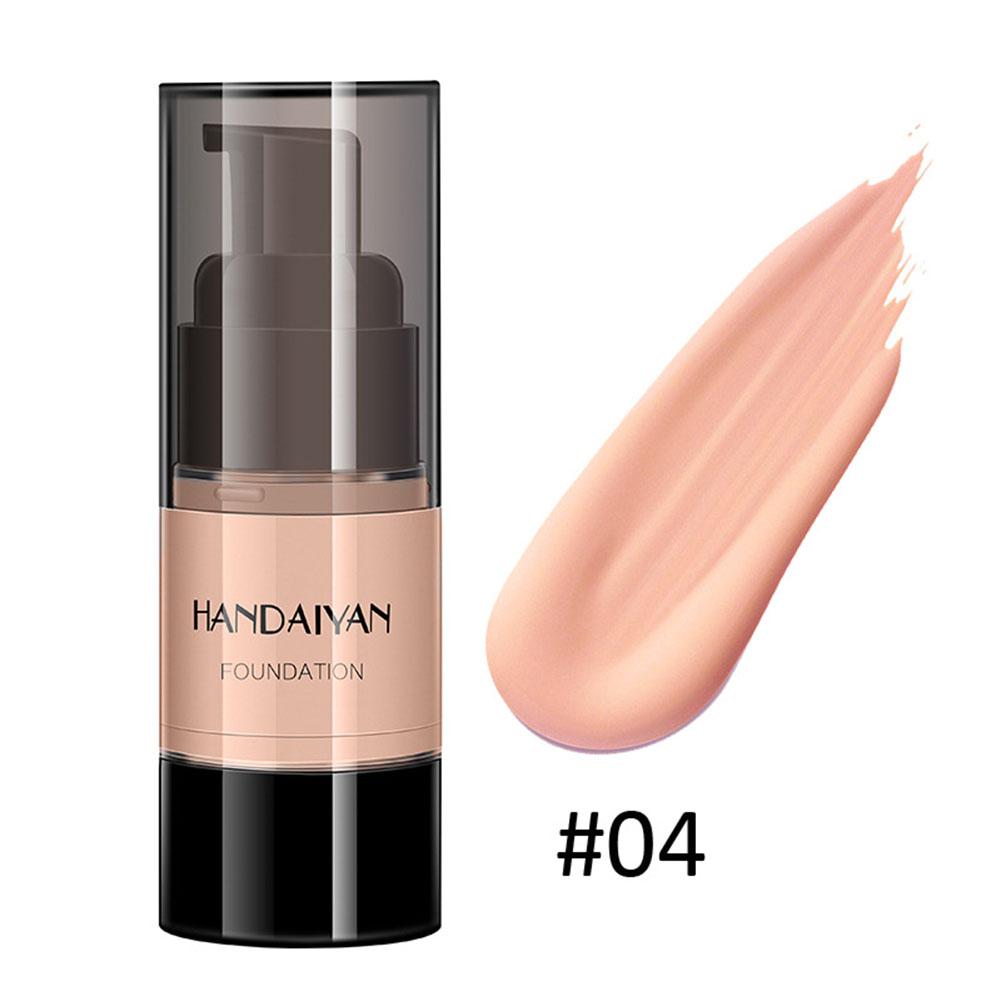Women Full Cover BB Cream Foundation Makeup CC Cream Oil Control Moisturizing Concealer