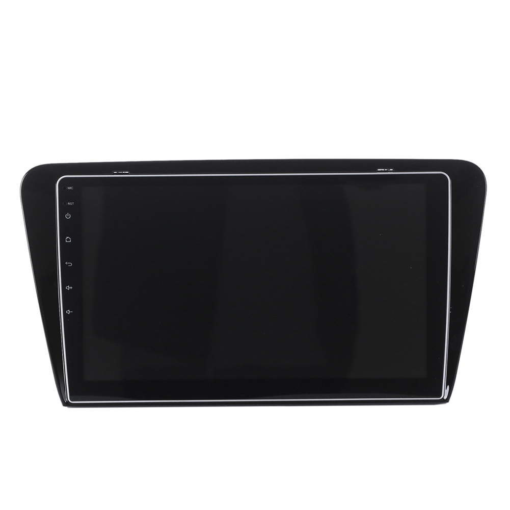 10.2 inch Car GPS Navigation for SKODA Octavia Android 8.0 Multimedia Player Device