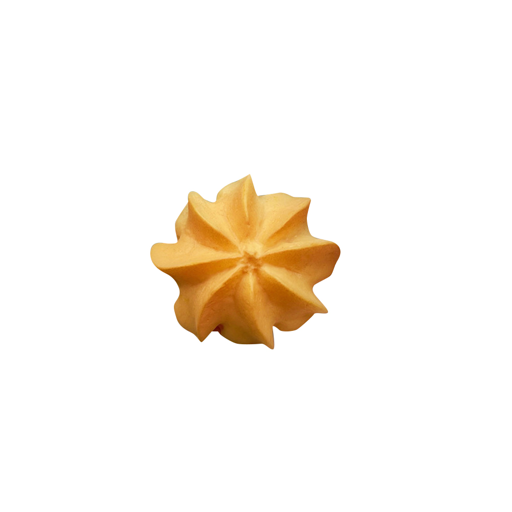 Hair  Clip Resin Sweet Fun Cookie Shape Hairpin Side Clip Creative Weird Hair Ornament 6#Small pointy hairpin