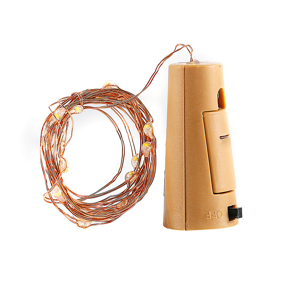 2M 20LED String Lights Copper Wire Fairy Lamp