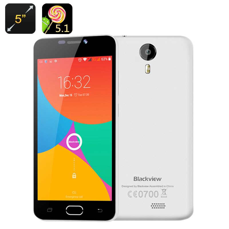Blackview BV2000 4G Smartphone (White)