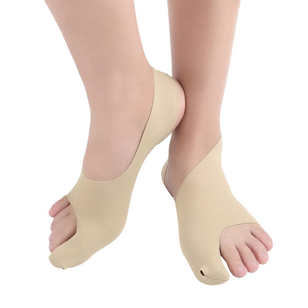 Foot Care Tool Big Foot Bones Toe Separator Hallux Valgus Orthopedic Shoes Bunion Corrector Lock  L (40-45)