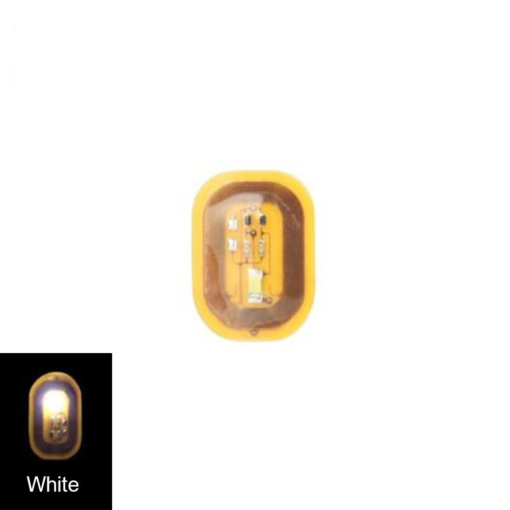NFC Nail Art Tips DIY Stickers Phone LED Light Flash Party Decor Nail Tips White light