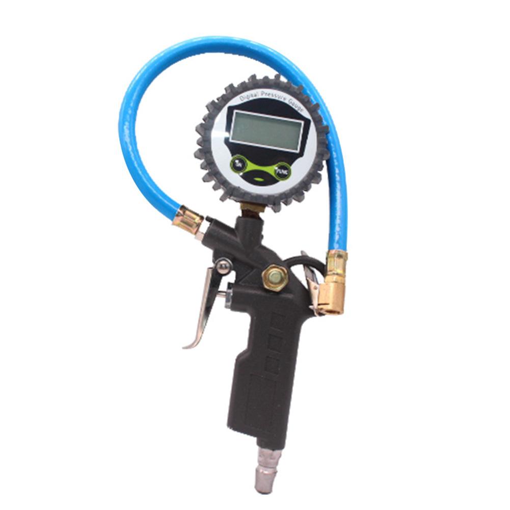 Digital Car Truck Tire Pressure Gauge Vehicle Tire Pressure Inflator Gauge LCD Dial Meter Test